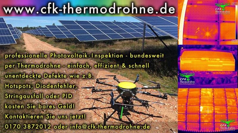 Thermodrohne-Banner