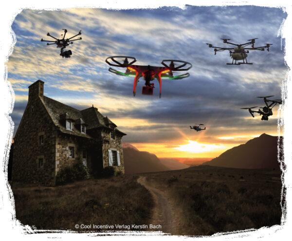 Copter-Stammtisch Drohnen