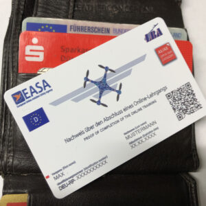 Ausweis in EC-Karten-Format