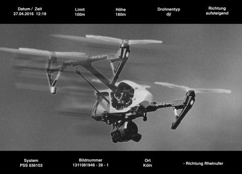 Drohen Drohnen jetzt Bußgelder?