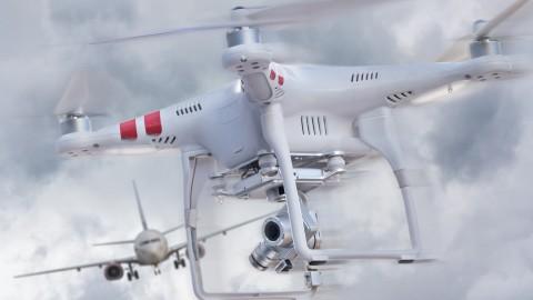 EASA prüft Risiko einer Flugzeugkollision