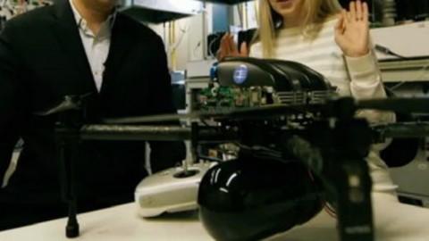 Kommt jetzt die Wasserstoff-Drohne?