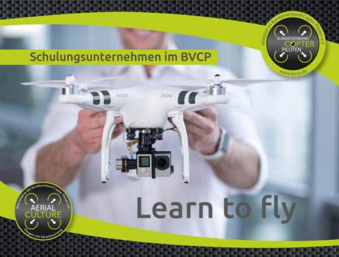 Führungszeugnis zum Kenntnisnachweis für UAV