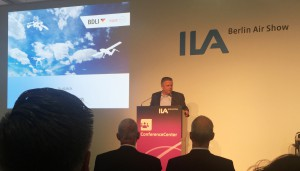 Klaus Peter Willsch, Vorsitzender der Parlamentsgruppe Luft- & Raumfahrt (MdB)
