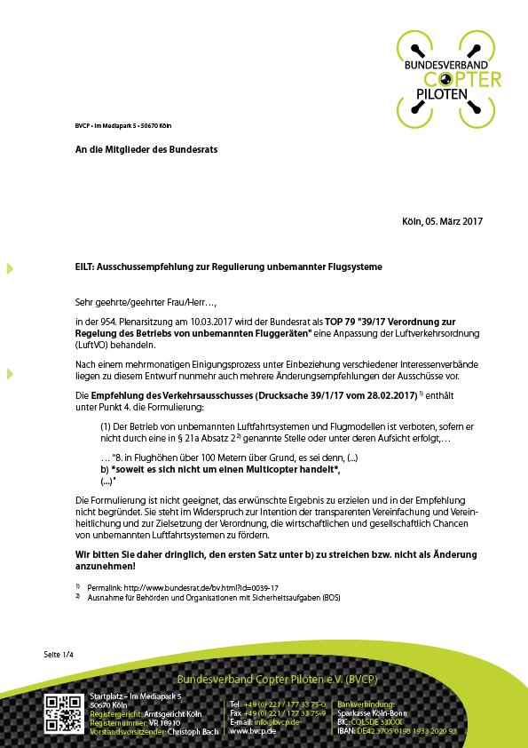 Eu Regulierung Und Neue Betriebsvorschriften Fur Drohnen Bvcp