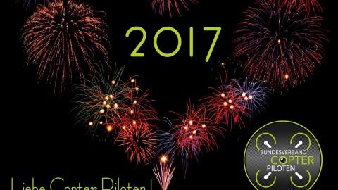 Ein Frohes Neues Jahr allen Copter Piloten !