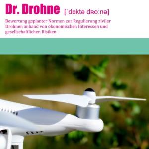 Dr. Drohne Die Drohnen-Verordnung