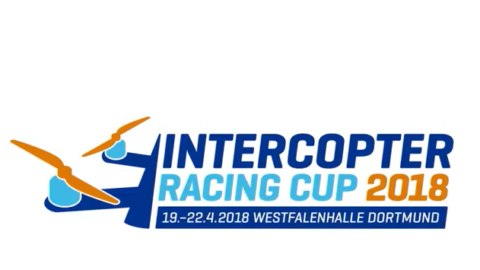 FPV-Racer des BVCP beim INTERCOPTER RACING CUP 2018