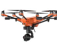 Marktstart für Yuneecs professionellen Hexacopter H520