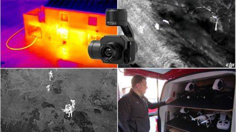 """OKT12 Infoworkshop – Drohnen im Aufgabenfeld """"BOS"""" Öffentlich · Gastgeber: Incendium A/S und Drone Safety"""