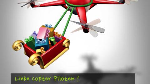 Weihnachtszeit ist Copter-Zeit!