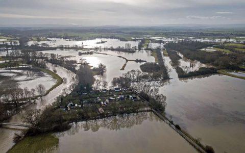 Hochwasser im Landkreis Hannover