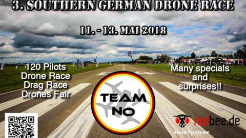 No Limit, let the Air burn – drone race & fair in Nördlingen