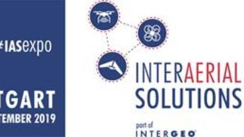 BVCP auf INTERGEO / INTERAERIAL SOLUTIONS in Stuttgart, 17.-19.09.2019