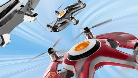 Ungebremster Drohnen-Trend