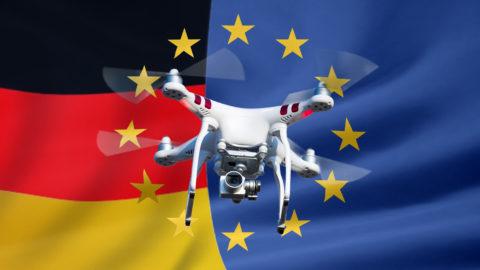 Eilmeldung zur Verschiebung EU-Drohnen-Regulierung!
