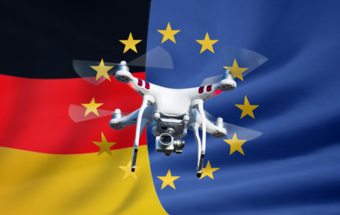 Die neuen Europäischen Drohnen-Regeln kommen
