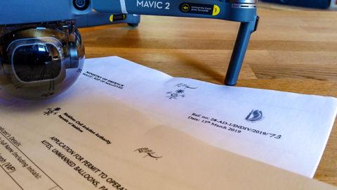 Fliegen auf den Malediven? Genehmigung einfacher als gedacht – in 3 Schritten.