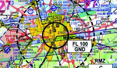 Stilistische Darstellung der Flugbeschränkung BMVI LF17/6163.2/6. Nicht zur Navigation geeignet!