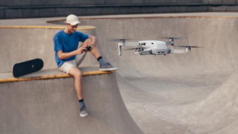 DJI stellt seine leichteste und faltbare Drohne vor – Mavic Mini