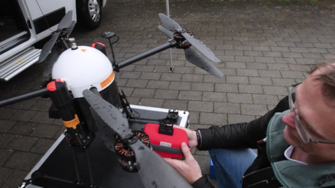 Helfen Drohnen Leben retten?