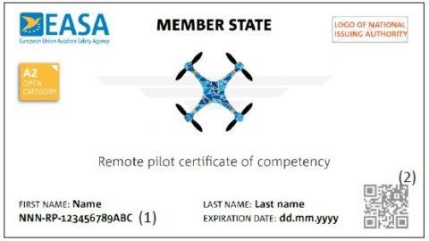 Schulungen für den EU-Drohnenführerschein