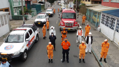 Unser Partnerverband APD im Kampf gegen Corona