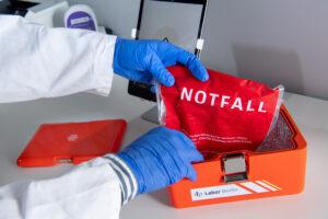 Notfall-Set