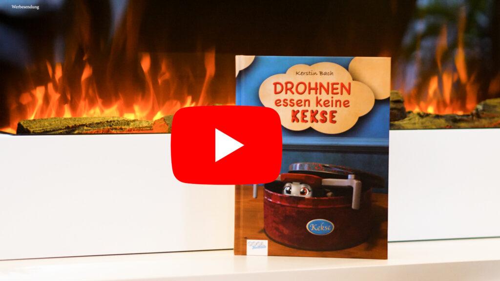 YouTube - Drohnen essen keine Kekse