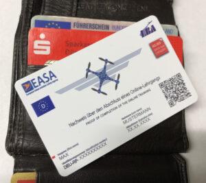 EU-Ausweise im EC-Karten-Format
