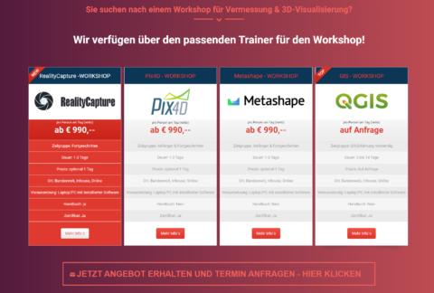 3DScan Solutions GmbH startet in 2021 die neue Academy für Vermessung