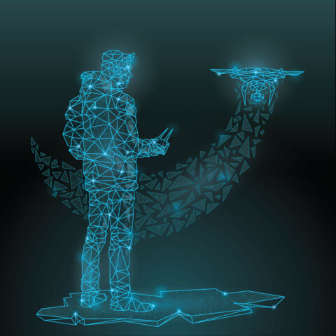3D-Modelling mit Drohnen